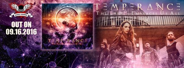 TEMPERANCE album 2016