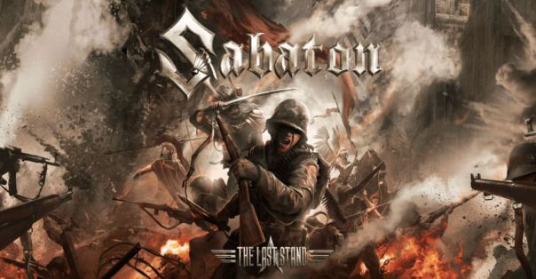 sabaton review -the last stand-