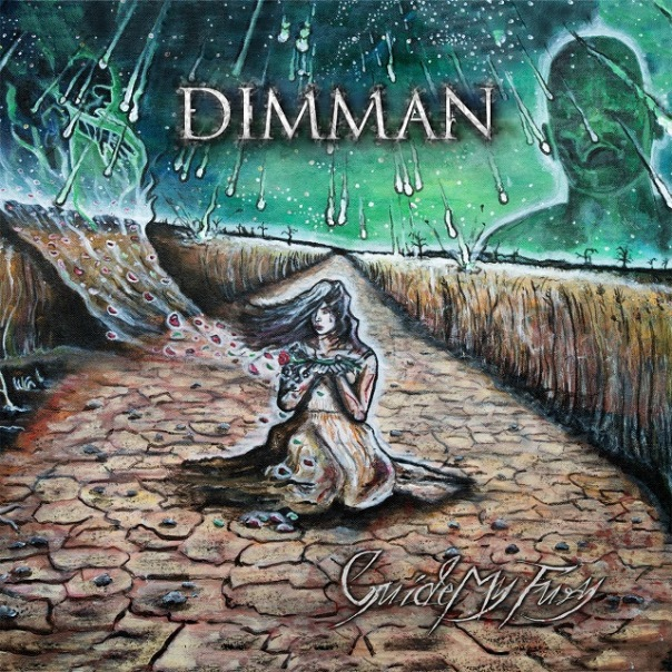 dimman 2017 finnish melodic death metal