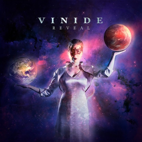 vinide reveal cover album