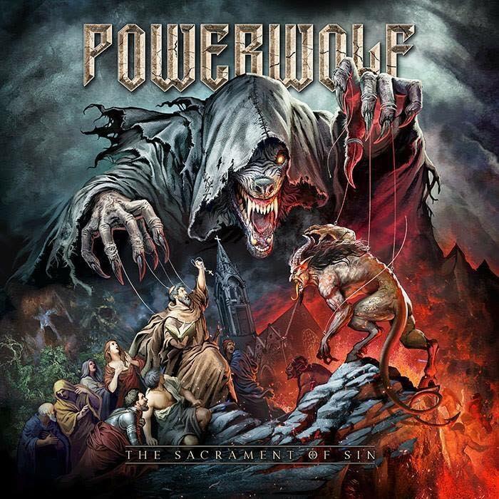 """The Sacrament Of Sin""powerwolf"