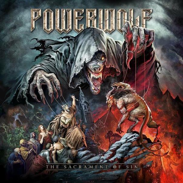 """The Sacrament Of Sin""powerwolf"